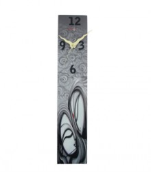 Random Vertical Love Analog Wall Clock RC-0310-LOVE