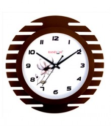 Random Wings Ultra Analog Wall Clock RC-0325