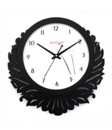 Random Eco-Eccentric Analog Wall Clock RC-0326
