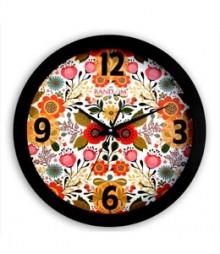 Random Modern Series Blossom Analog Wall Clock RC-0333-MODERN-BLOSSOM