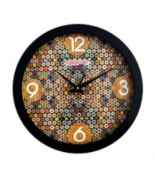 Random Modern Series Paint Box Analog Wall Clock RC-0333-PAINT-BOX