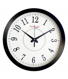 "Wooden Elegant Classic 12"" Analog Wall Clock RC-0342"