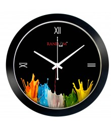 SPLASH Analog Wall Clock RC-0366