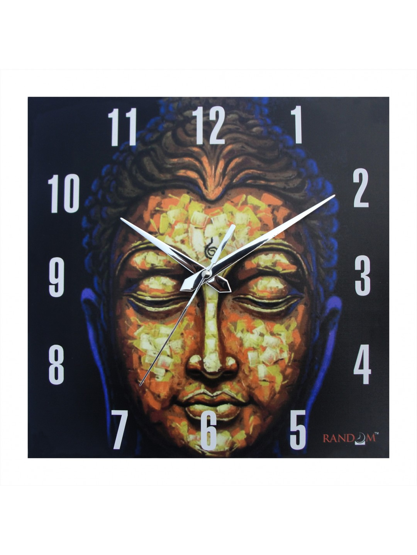 Random Buddha Full FaceAnalog Wall Clock RC-0506