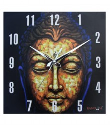 Random Buddha Full FaceAnalog Wall Clock RC-0506