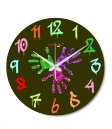 Random Joy Analog Wall Clock RC-0523