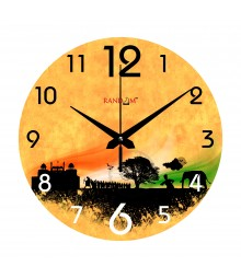 Freedom Analog Wall Clock RC-0537-Freedom