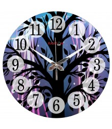 Tree Of HappIness Analog Wall Clock RC-0574