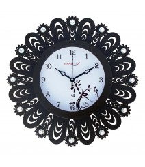 Artifact Glass covered Analog Wall Clock RC-0718