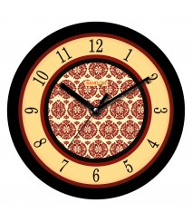 Colorful Wooden Designer Analog Wall Clock RC-2001