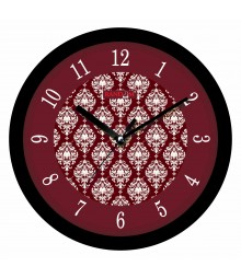 Colorful Wooden Designer Analog Wall Clock RC-2007