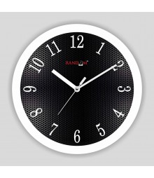 Colorful Wooden Designer Analog Wall Clock RC-2513