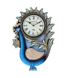 Random Peacock P1 Analog Wall Clock RC-0412