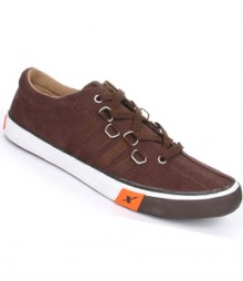 Sparx Dark Brown Men Casual Shoes SM162-DRB