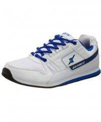 Sparx White & Royal Blue Running Shoes SM176-W-RB