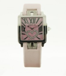 Cerruti Women Pink Dial Color Analog Watch - CT-335