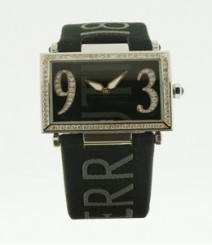 Cerruti Women Black Dial Color Analog Watch - CT-352