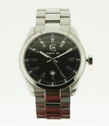 Cerruti Mens Black Dial Color Analog Watch - CT-386