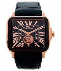 Cerruti Mens Black Dial Color Analog Watch - CT-524