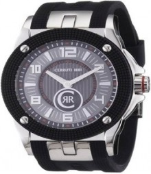 Cerruti Mens Two-Tone Dial Color Analog Watch - CT-532