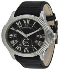 Cerruti Mens Black Dial Color Analog Watch - CT-540