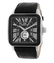 Cerruti Mens Black Dial Color Analog Watch - CT-561