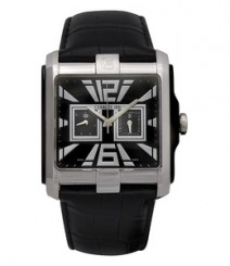 Cerruti Mens Black Dial Color Analog Watch - CT-575