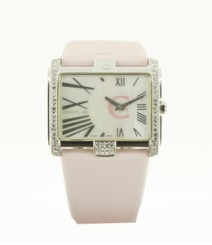 Cerruti Women White Dial Color Analog Watch - CT-606