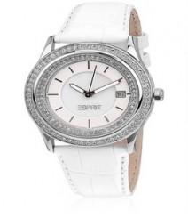 Double Twinkle White-N Esprit Watch - Es106132002-N