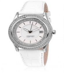 Double Twinkle White-N Esprit Watch - Es106132002-N