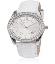 Double Icon White-N Esprit Watch - Es106142001-N