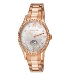 Cordelia Rose Gold Esprit Watch - Es107002002
