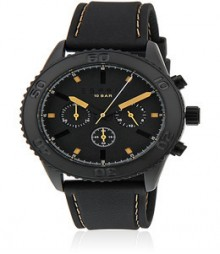 Marin Rider Black Beige Esprit Watch - Es106871002