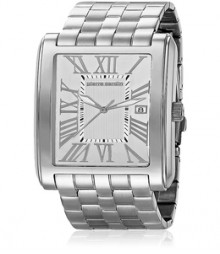 Pierre Cardin Analog RECTANGLE Watch for Men PC104911F05