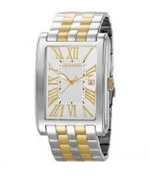 Pierre Cardin Analog RECTANGLE Watch for Men PC104911F06