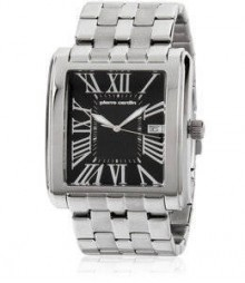 Pierre Cardin Analog RECTANGLE Watch for Men PC104911F07