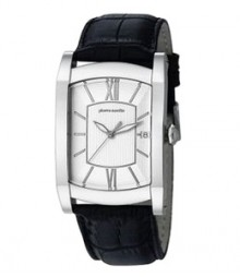 Pierre Cardin Analog RECTANGLE Watch for Men PC105391F01