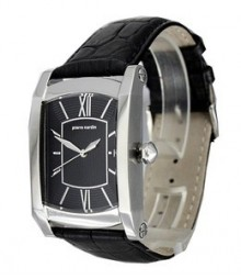 Pierre Cardin Analog RECTANGLE Watch for Men PC105391F03