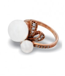 Tanya Rossi coral Designer Stylish Rings TRR179C