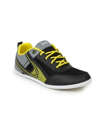 Cefiro Black Casual Shoes for Men - CCS0187