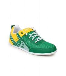 Cefiro Green Casual Shoes for Men - CCS0188