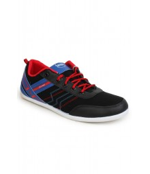 Cefiro Black Casual Shoes for Men - CCS0190