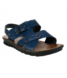 Cefiro Blue Sandal for Men - CSD0033