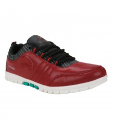 Cefiro 1290 Cherry Men Sports Shoes CSS0025