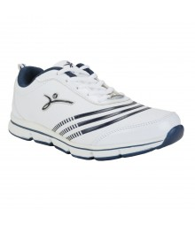 Cefiro Speed24 White Blue Men Sports Shoes CSS0041