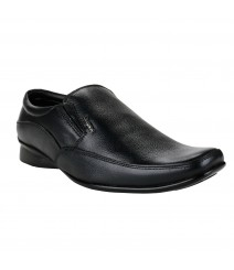 Le Costa Black Formal Shoes for Men - LCF0002