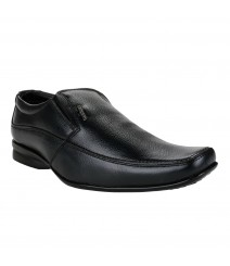 Le Costa Black Formal Shoes for Men - LCF0013