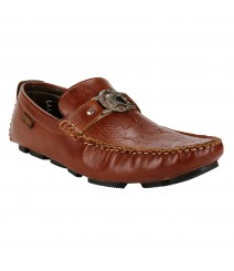 Le Costa Beige Loafers for Men - LCF0014