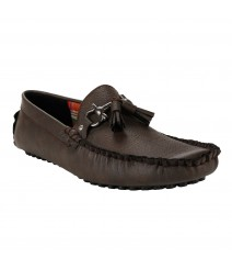Le Costa Brown Loafers for Men - LCF0025