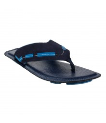 Le Costa Blue Slipper for Men - LSP0002